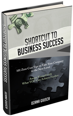 Shortcut to Business Success by Ozana Giusca